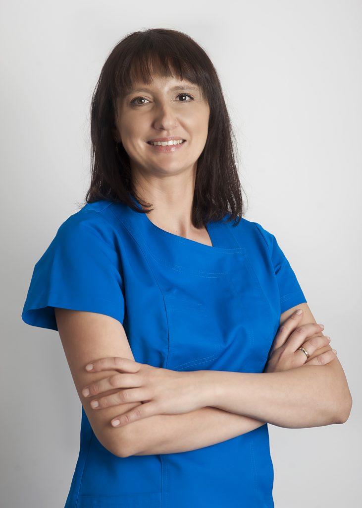 Lekarz Stomatolog Justyna Michaliszyn