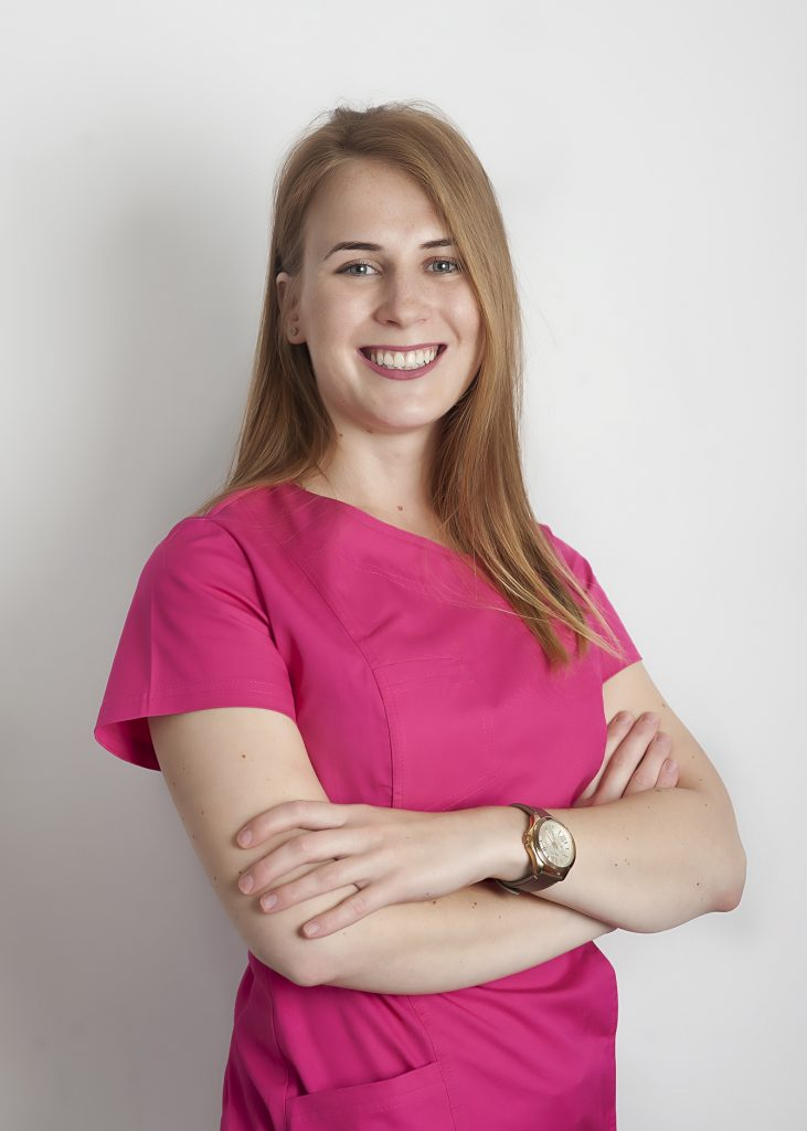 Higienistka Stomatologiczna Justyna Socha